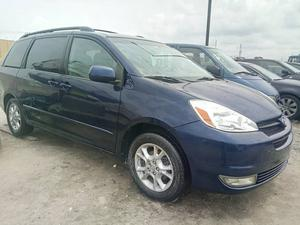 Toyota Sienna 2005 XLE Blue | Cars for sale in Lagos State, Apapa