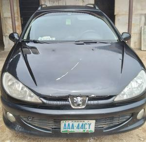 Peugeot 206 2008 SW 2.0 Sport Black   Cars for sale in Plateau State, Jos
