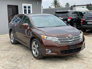 Toyota Venza 2012 V6 AWD Brown | Cars for sale in Lagos State, Ogba