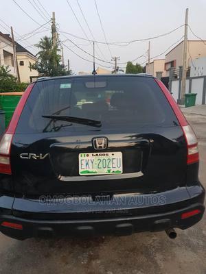 Honda CR-V 2008 Black | Cars for sale in Lagos State, Ojota