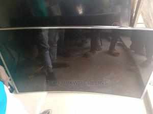 """55"""" Curve LED Tv Working Perfectly Okay 