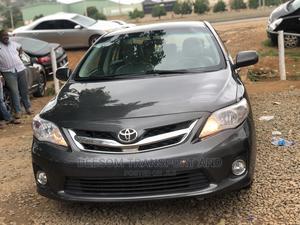 Toyota Corolla 2013 Gray | Cars for sale in Abuja (FCT) State, Gwarinpa