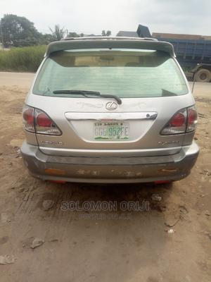 Lexus RX 2003 300 4WD Silver   Cars for sale in Abia State, Osisioma Ngwa