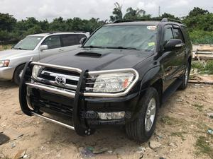 Toyota 4-Runner 2005 Sport Edition V6 4x4 Black | Cars for sale in Lagos State, Amuwo-Odofin