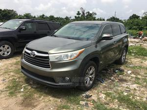 Toyota Highlander 2015 Green   Cars for sale in Lagos State, Amuwo-Odofin