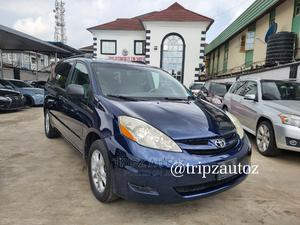 Toyota Sienna 2007 LE 4WD Blue | Cars for sale in Lagos State, Ikeja