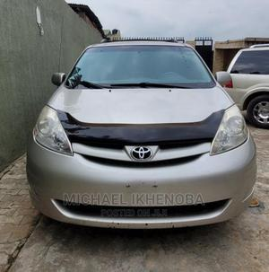 Toyota Sienna 2005 LE AWD Silver | Cars for sale in Lagos State, Ikeja