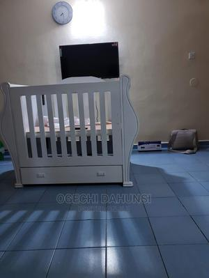 Wooden Baby Bed | Children's Furniture for sale in Abuja (FCT) State, Gwarinpa