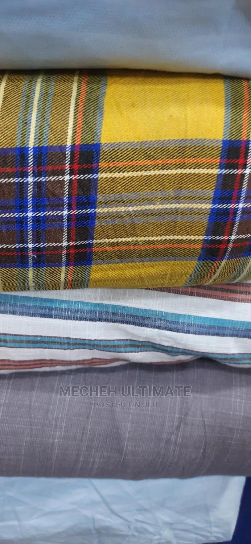 4 Yards Cotton Senator Material   Clothing for sale in Lagos Island (Eko), Lagos State, Nigeria