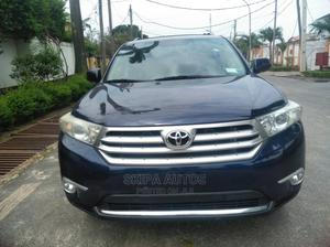 Toyota Highlander 2012 Limited Blue | Cars for sale in Lagos State, Gbagada