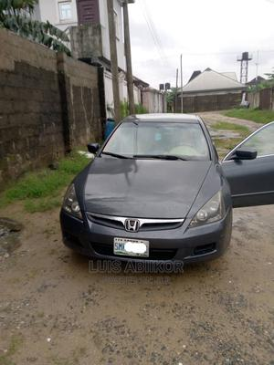 Honda Accord 2004 2.4 Type S Automatic Gray   Cars for sale in Rivers State, Port-Harcourt