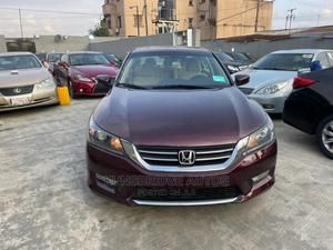 Honda Accord 2013 Red | Cars for sale in Lagos State, Ikeja