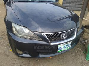 Lexus IS 2007 Gray | Cars for sale in Lagos State, Alimosho