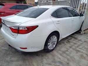 Lexus ES 2014 350 FWD White   Cars for sale in Lagos State, Ikeja