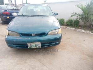 Toyota Corolla 1999 Automatic Blue | Cars for sale in Lagos State, Abule Egba