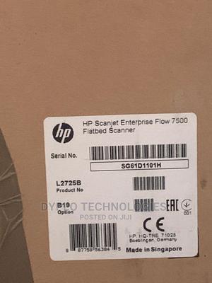 HP Scanjet Enterprise Flow 7500   Printers & Scanners for sale in Lagos State, Ikeja