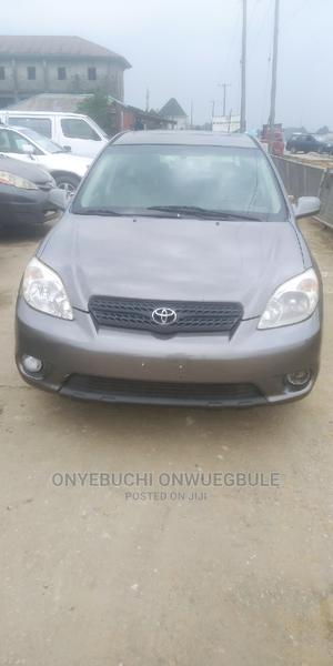 Toyota Matrix 2006 Gray   Cars for sale in Rivers State, Port-Harcourt