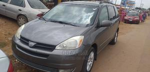 Toyota Sienna 2004 LE AWD (3.3L V6 5A) Gray   Cars for sale in Oyo State, Oluyole