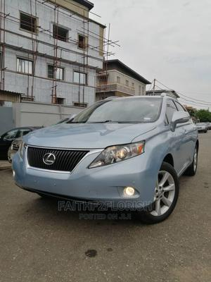 Lexus RX 2010 350 Blue | Cars for sale in Lagos State, Ikeja