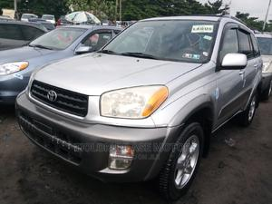 Toyota RAV4 2003 Automatic Silver   Cars for sale in Lagos State, Apapa