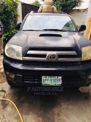 Toyota 4-Runner 2003 4.7 Black | Cars for sale in Lagos State, Ilupeju