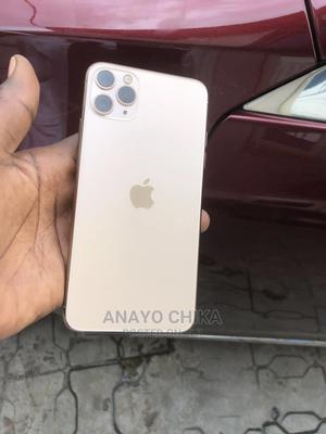 Apple iPhone 11 Pro Max 256 GB Gold | Mobile Phones for sale in Lagos State, Ipaja
