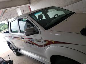 Toyota Hilux 2012 2.0 VVT-i SRX White | Cars for sale in Rivers State, Port-Harcourt