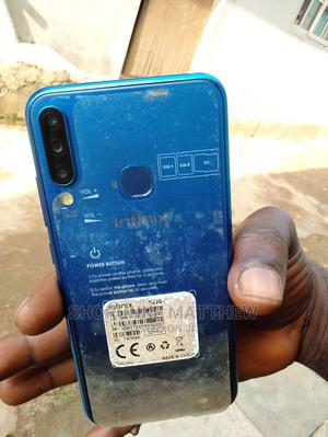 Infinix S4 32 GB Blue   Mobile Phones for sale in Lagos State, Alimosho