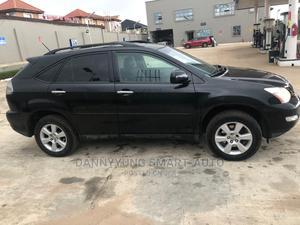 Lexus RX 2007 Black | Cars for sale in Lagos State, Ikorodu