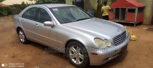 Mercedes-Benz C240 2004 Silver | Cars for sale in Kaduna State, Chikun