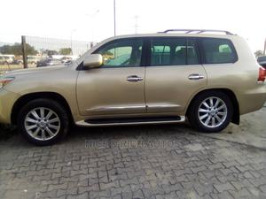 Lexus LX 2008 Gold | Cars for sale in Lagos State, Lekki