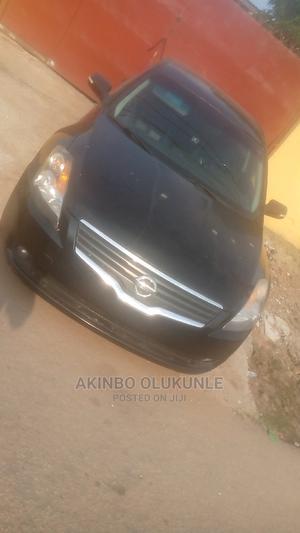 Nissan Altima 2010 3.5 SR Sedan Black | Cars for sale in Lagos State, Agege