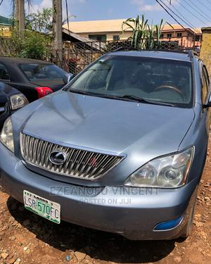 Lexus RX 2006 330 AWD Blue   Cars for sale in Anambra State, Onitsha