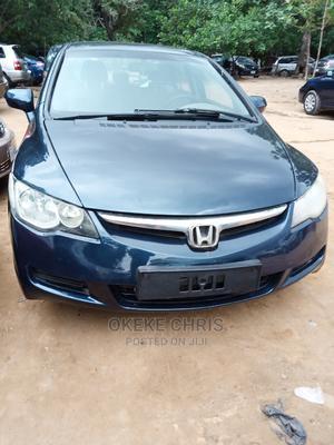 Honda Civic 2007 Blue | Cars for sale in Abuja (FCT) State, Gwagwa