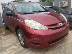 Toyota Sienna 2006 Red | Cars for sale in Lagos State, Ogba
