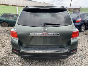 Toyota Highlander 2014 Green | Cars for sale in Lagos State, Ikeja