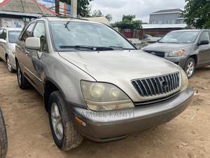 Lexus RX 2000 Gold | Cars for sale in Lagos State, Ifako-Ijaiye