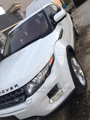 Land Rover Range Rover Evoque 2013 Pure Plus AWD White | Cars for sale in Lagos State, Ikeja