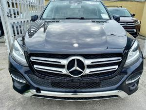 Mercedes-Benz GLE-Class 2016 Blue   Cars for sale in Lagos State, Lekki