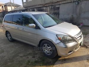 Honda Odyssey 2006 2.4 2WD Silver | Cars for sale in Lagos State, Ikorodu