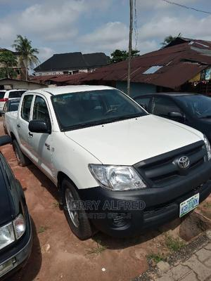 Toyota Hilux 2007 White   Cars for sale in Edo State, Benin City