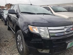 Ford Edge 2008 Black | Cars for sale in Lagos State, Ogba