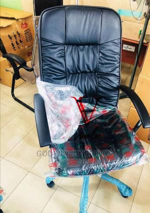 Black Office Executive Chair   Furniture for sale in Lagos State, Ikeja