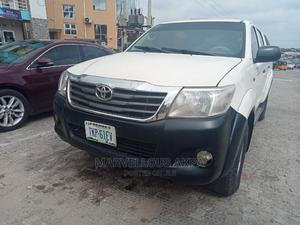 Toyota Hilux 2012 2.0 VVT-i White | Cars for sale in Abuja (FCT) State, Central Business Dis