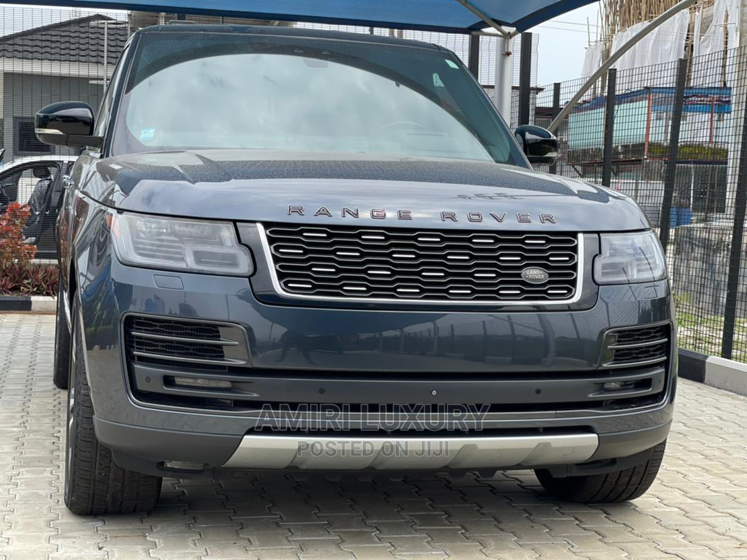 Land Rover Range Rover Vogue 2019 Green