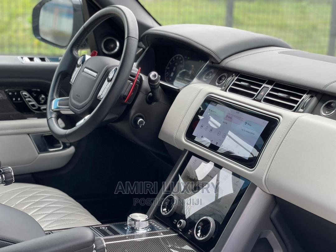 Land Rover Range Rover Vogue 2019 Green   Cars for sale in Lekki, Lagos State, Nigeria