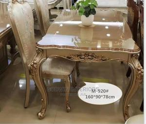Royal Wooden Dining Table   Furniture for sale in Lagos State, Ikeja