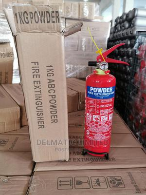 DCP 1kg Extinguisher | Safetywear & Equipment for sale in Lagos State, Ikeja