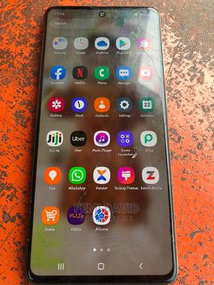 Samsung Galaxy A71 128 GB White | Mobile Phones for sale in Lagos State, Ejigbo