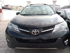Toyota RAV4 2013 Black | Cars for sale in Lagos State, Amuwo-Odofin